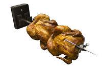 Rotisserie Kit Grill Spit Rod Stainless Steel Bbq Kit Chicken Grilling Backyard