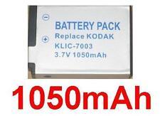 Batterie 1050mAh type KLIC-7003 Pour Kodak Easyshare M380 M381 M420