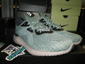 new product 7d638 8c7d6 Image is loading SALE-adidas-ALPHABOUNCE-Alpha-Bounce-EM-UTILITY-IVY-