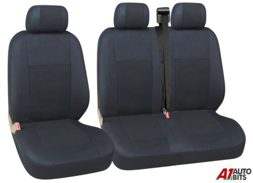 QUALITY FABRIC SEAT COVERS FOR NISSAN NV300