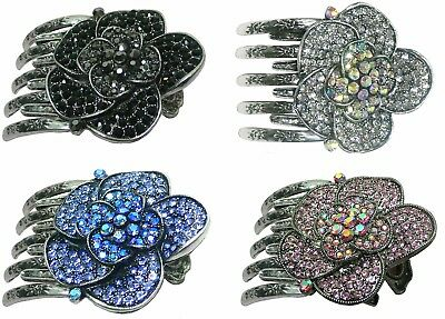 Bella Metal Claw Clip Hair Clip in 6 colors NF86654-HJ1