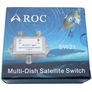 MULTISWITCH-SW21-SW-21-SWITCH-LNB-FOR-DISH-NETWORK-BEV