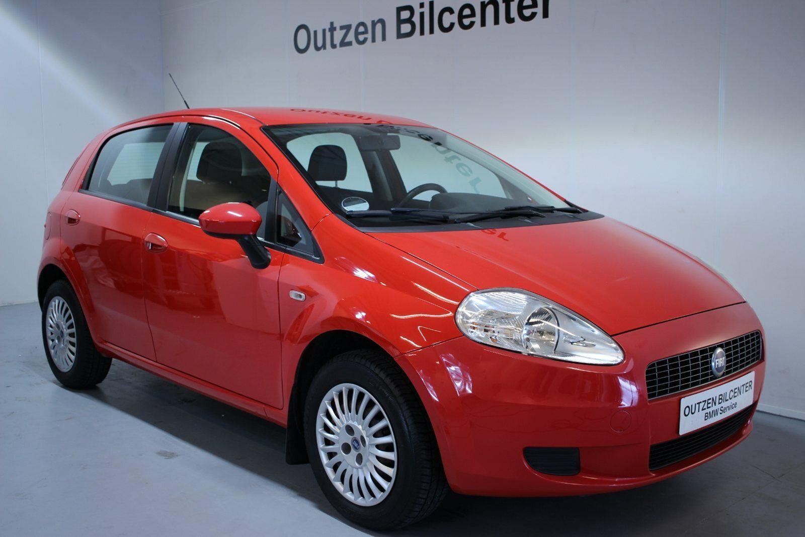 Fiat Grande Punto 1,4 Active 5d - 44.900 kr.