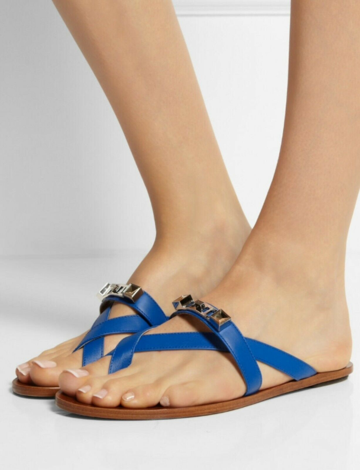 Proenza Schouler leather sandals size Italy 36