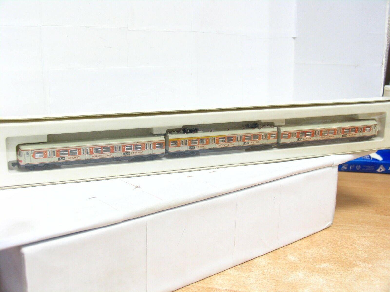 Arnold n 0295 3 piezas elektrossoriebzug et 420 AEG DB VP (rb8742)