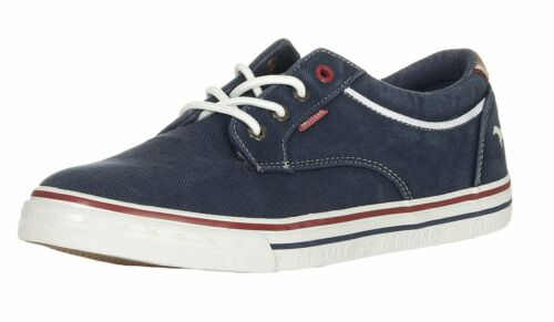Mustang Homme Chaussures Basses Chaussures Sneaker Baskets Loisirs 4147-303