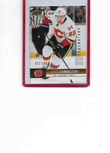 12-13-UD-Upper-Deck-michael-cammalleri-100-Exclusives