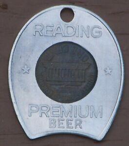Reading-Premium-Beer-Pennsylvannia-1960-D-penny-token