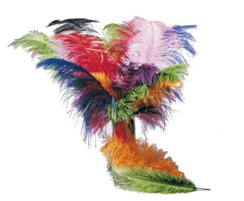 Feder 20er Jahre Charleston Karneval Fasching 20-30 cm