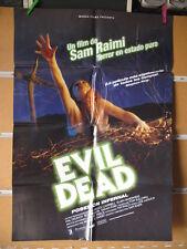 POSESION INFERNAL evil dead SAM RAIMI Bruce Campbell, Ellen Sandweiss, Betsy Bak