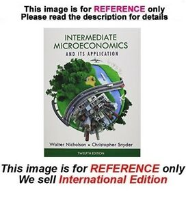 Pdf nicholson intermediate microeconomics