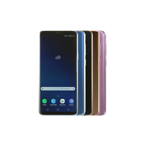 Samsung-Galaxy-s9-g965fd-Duos-Noir-Bleu-Violet-Or-distributeur-de-comme-neuf