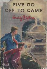 Enid Blyton Famous Five: Five Go Off To Camp