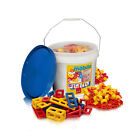 Mobilo Construction Toy - Standard Bucket 104 Pcs