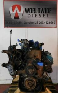 2002-International-T444E-Engine-Take-Out-175HP-Good-For-Rebuild-Only