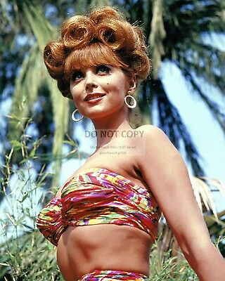"""OP-438 TINA LOUISE IN THE CBS TV SHOW /""""GILLIGAN/'S ISLAND/"""" 8X10 PUBLICITY PHOTO"""