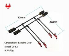 carbon fiber landing gear skid for 4 rotor quadcopter Helicopter RC Aircraft FPV