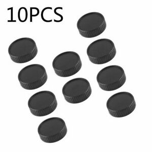 10pcs-Black-Rear-Lens-Cover-Camera-Body-Cap-Compatible-For-Minolta-MD-Lens
