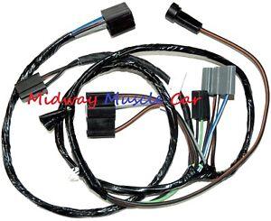 pontiac wiring harness ebay engine side a c control    wiring       harness    69 72    pontiac     engine side a c control    wiring       harness    69 72    pontiac