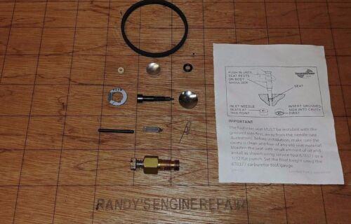 OEM Carb Rebuild Overhaul Carburetor Kit TECUMSEH HHM80 HM80 632347