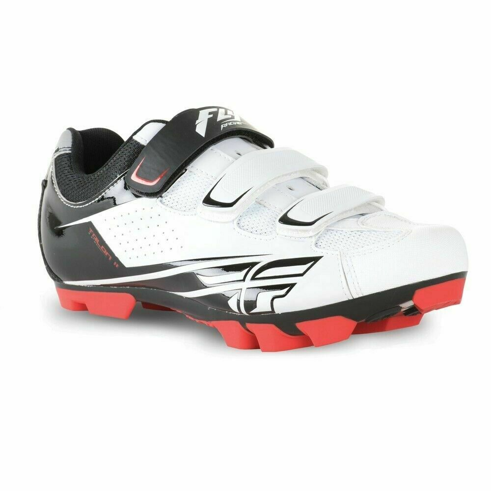 Fly Racing Talon II shoes  BMX MTB White SIZE EURO 33 USA 1  hot limited edition