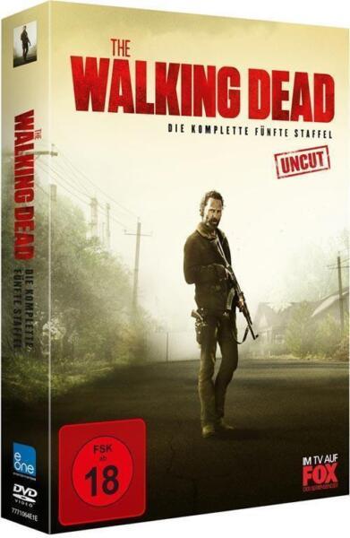 Walking Dead Fünfte Staffel