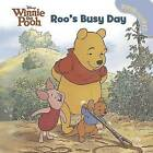 Disney Winnie the Pooh Roo's Busy Day by Parragon (Board book, 2013)