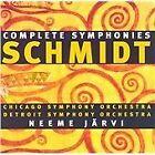 Franz Schmidt - Schmidt: Symphonies Nos. 1-4 (1997)