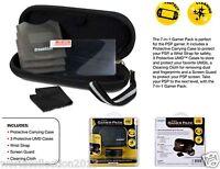 Dreamgear 7-in-1 Gamer Pack For Psp 3000 & 2000