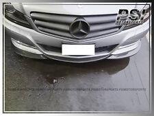 GH Carbon Fiber Front Lip for 2012+ W204 C250 C300 C350 Sedan Coupe Standard one