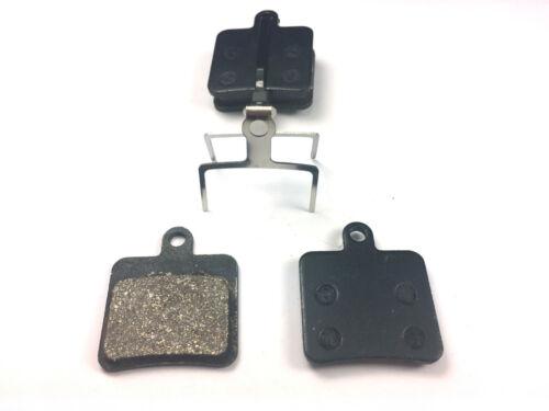 Hope Mini DB102 DB105 Enduro 2 Pot Semi Metal Resin Disc Brake Pads - 2 Pairs
