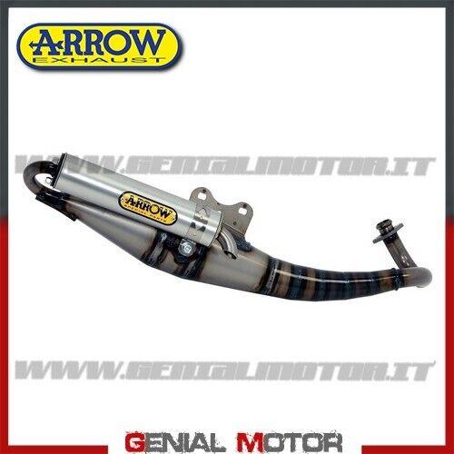 Scarico Completo Arrow Extreme Alluminio Sym Jet 50 Euro X 50 Cc 2005 05