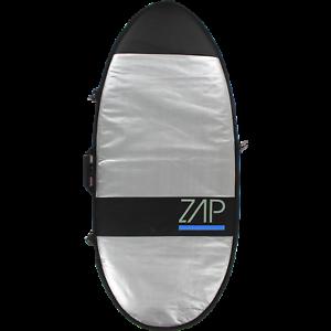 Zap estándar Skimboard Bolsa XS 46  Plata Con Azul