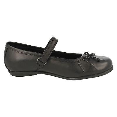 Girls Clarks Formal/School Shoes - Tasha Ally