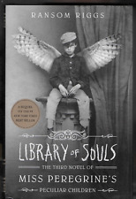 Miss Peregrine's Peculiar Children: Library of Souls Bk. 3 by Ransom Riggs (2015, Hardcover)