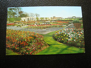 UK-Tarjeta-Postal-Worthing-The-Denton-Garden-cy25-United-Kingdom