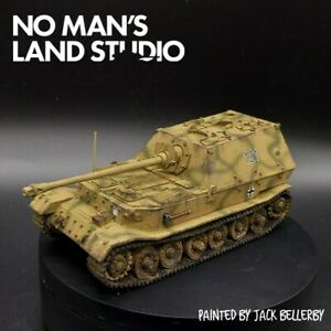 PRO PAINTED 28mm BOLT ACTION Ferdinand Tank Destroyer ww2 1/56 WARLORD GAMES