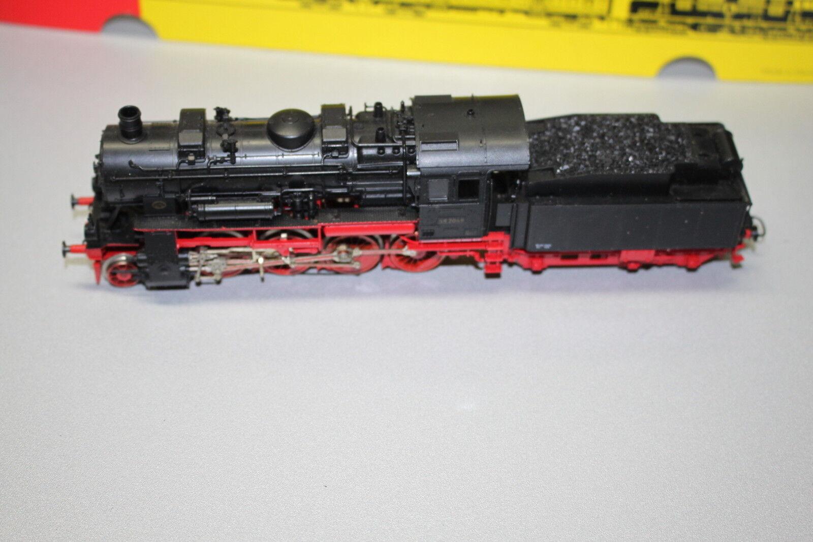 Fleischmann 4157 Dampflok Baureihe 56 2048 DRG Spur H0 OVP