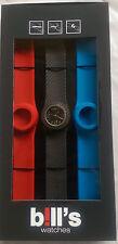 L'orologio classico BILL pkcl 01 LOCK schiaffo braccialetto NUOVO CON SCATOLA GARANZIA B! LL 'S Watches