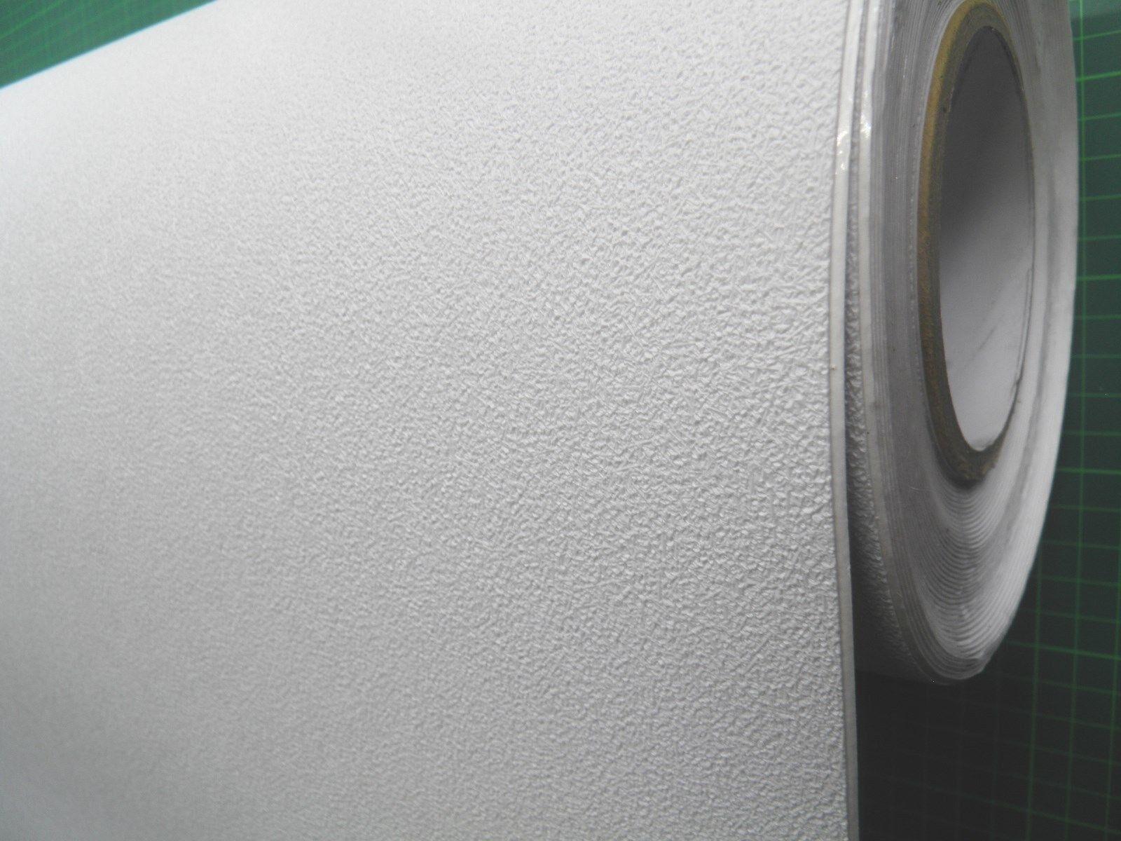3,5 3,5 3,5 LFM PVC anti glisse Film blanc auto-adhésif, Rouleau env. 120 cm | Excellent (dans) La Qualité  568749