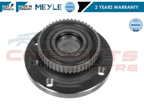 FOR BMW 3 SERIES E30 Z4 FRONT AXLE WHEEL BEARING HUB MEYLE GERMANY 31211128569