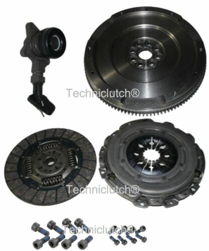 FORD MONDEO MKIV SALOON 2.0 TDCI DUAL MASS TO SINGLE FLYWHEEL CLUTCH AND CSC