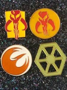 Disney-TRADING-PINS-Star-Wars-Emblems-Trio-DISNEYLAND-world-c