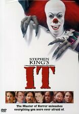 Stephen King's It DVD Region 1 CLR/FRA-SPA SUB