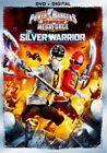 Power Rangers Super Megaforce The Silver Warrior Region 1 DVD