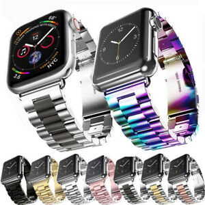 40 44mm Stainless Steel Band Strap For Apple Watch Iwatch Series 5 4 3 2 38 42mm Ebay