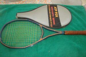 "Fox Bosworth céramique-graphite-fibre de verre WB-210 Raquette de tennis ""Nice""-te-Fiberglass WB-210 Tennis Racquet ""NICE""afficher le titre d`origine nEvOAv01-07153128-246355534"