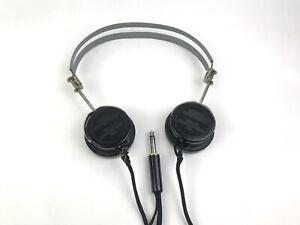 Vintage Trimm Dependable Headphones Ham Radio Ebay
