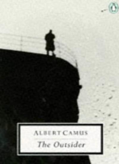 The Outsider,Albert Camus,Joseph Laredo
