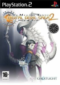 Shin-Megami-Tensei-Digital-Devil-Saga-2-For-PAL-PS2-New-amp-Sealed